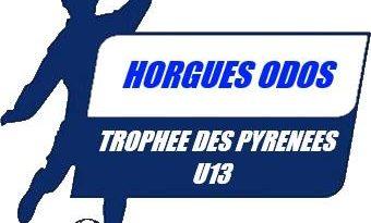 U13 – Participez au tournoi semi-nocturne de HORGUES ODOS