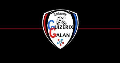 GUIZERIX/GALAN – Reprise des entraînement U7 à U17